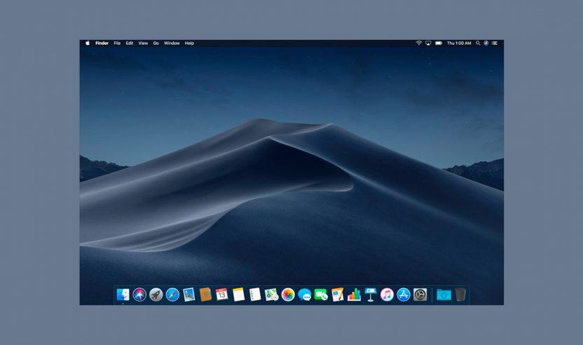 macOS 10.14 Mojave ist raus. Aber bitte noch nicht updaten!