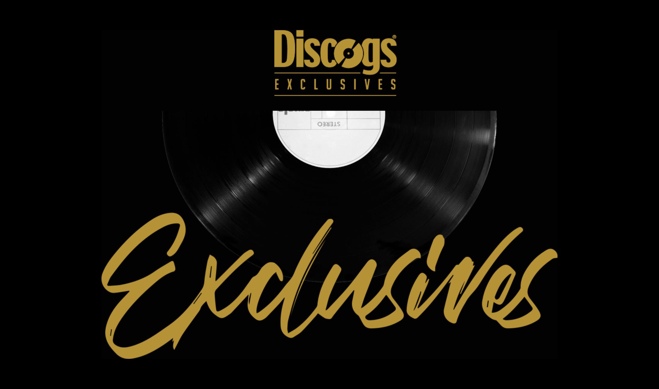 Discogs startet neue Seite für extrem seltene Releases: 'Discogs Exclusives'