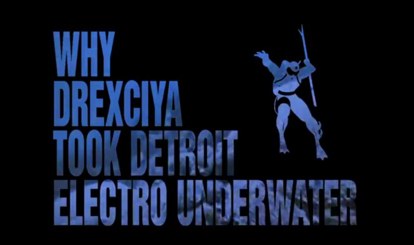 Video über Detroit Electro Duo Drexciya jetzt auf YouTube
