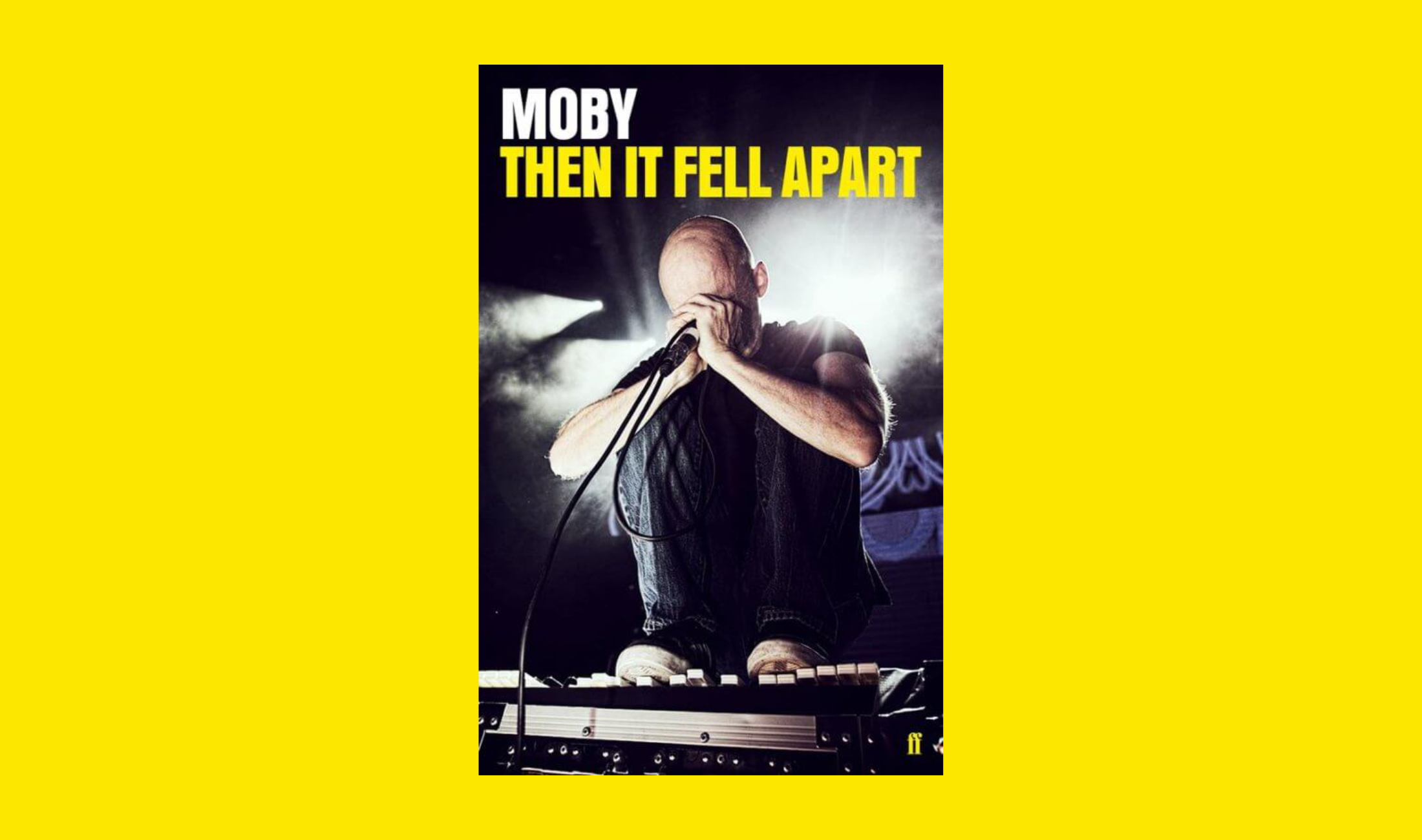 Moby kündigt zweites autobiographisches Werk an: 'Then It Fell Apart'