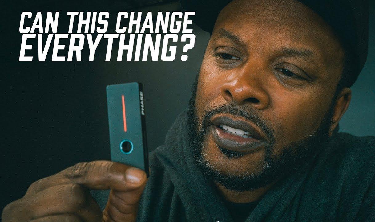Video: DJ Jazzy Jeff feiert Vinyl-Revolution 'Phase'