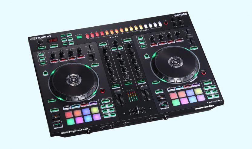 Test: Roland DJ-505