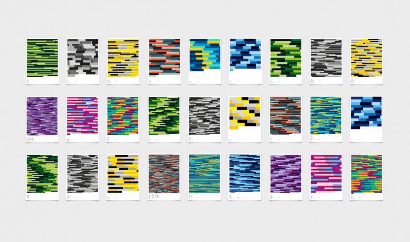 Das Kickstarter-Projekt Sequence verwandelt Musikalben in Kunstwerke