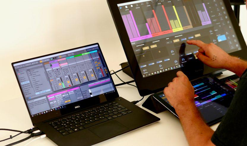 TouchAble Pro: Ist der beste Controller für Ableton Live eine App?