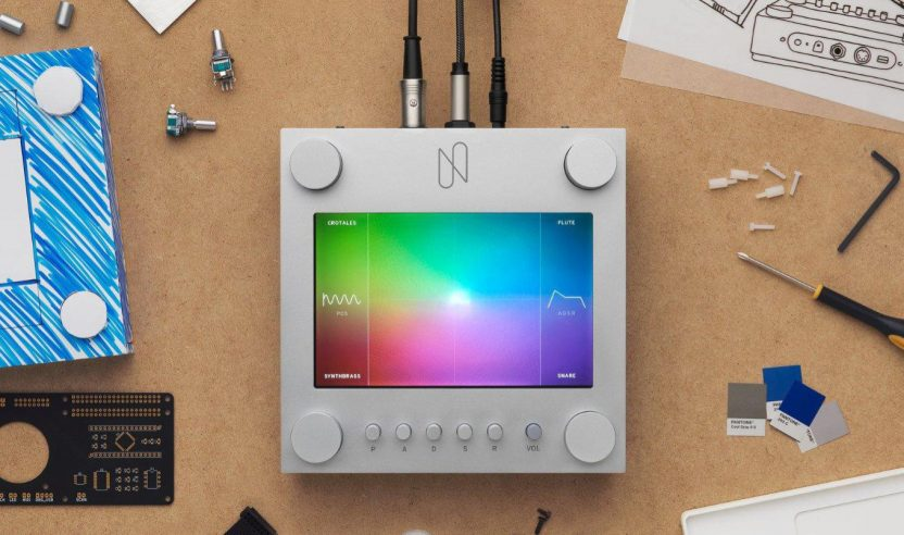 Test: Google NSynth Super