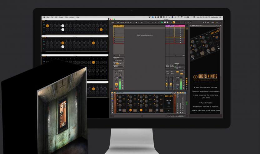 Boots N Kats – diese Groove-Maschine für Live 10 macht alles alleine