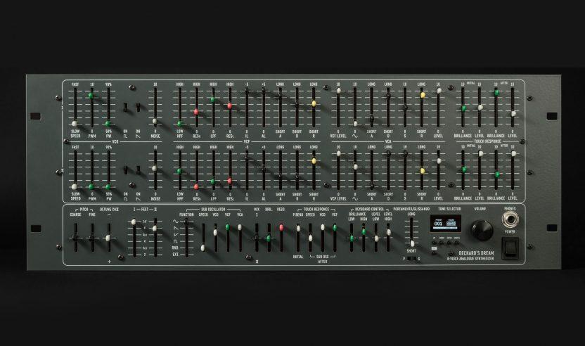 Efdemin verkauft seinen Deckard's Dream Synthesizer auf eBay Kleinanzeigen