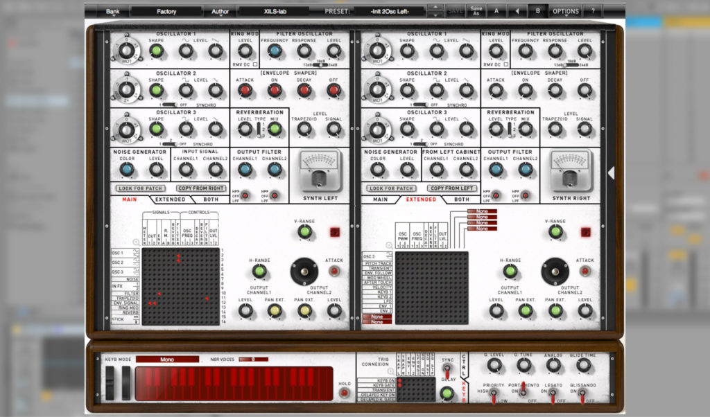 XILS Lab XILS4 Synthesizer Plugin