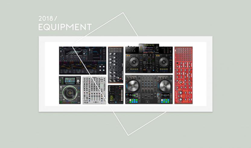 Das Beste aus 2018: Equipment für DJs & Producer