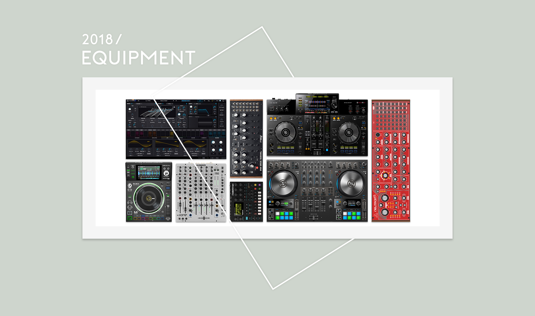 Das Beste aus 2018: Equipment für DJs & Producer