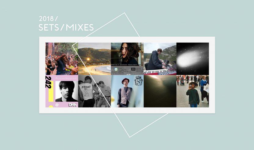 Das Beste aus 2018: Mixes und Sets