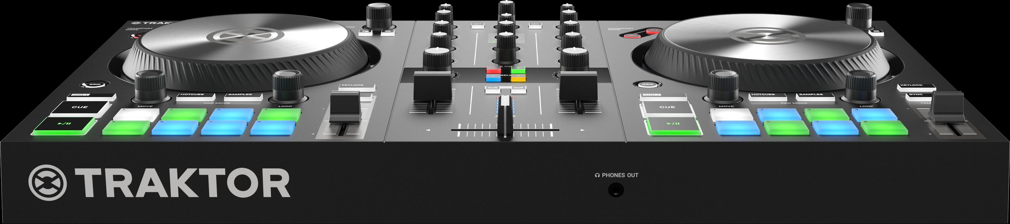 Test: Traktor Kontrol S2 MK3 - DJ LAB