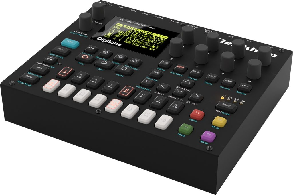 Test: Elektron Digitone