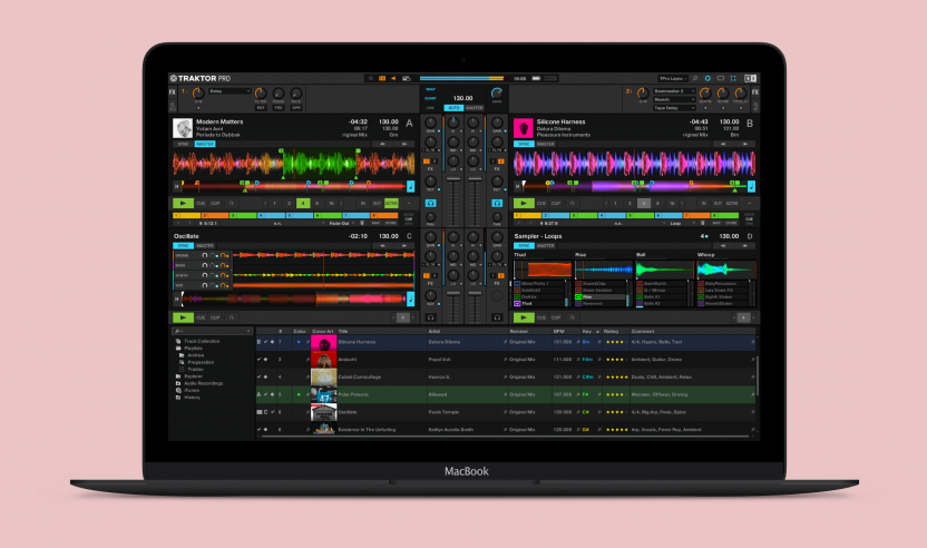 Test: Native Instruments Traktor Pro 3 / DJ-Software
