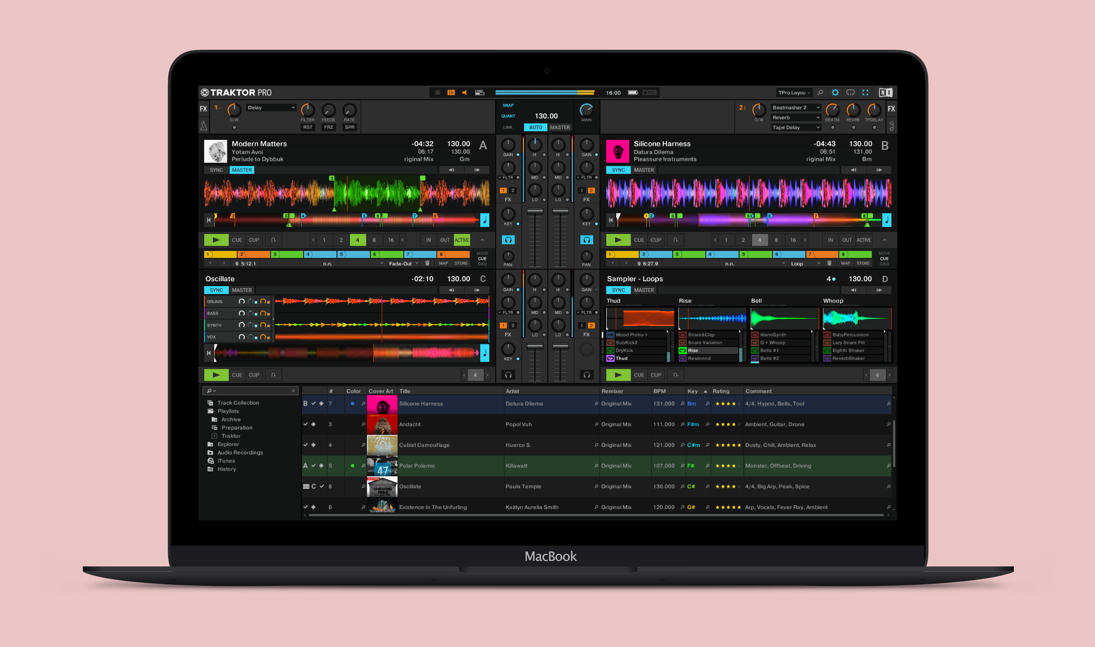 Test: Native Instruments Traktor Pro 3 - DJ LAB