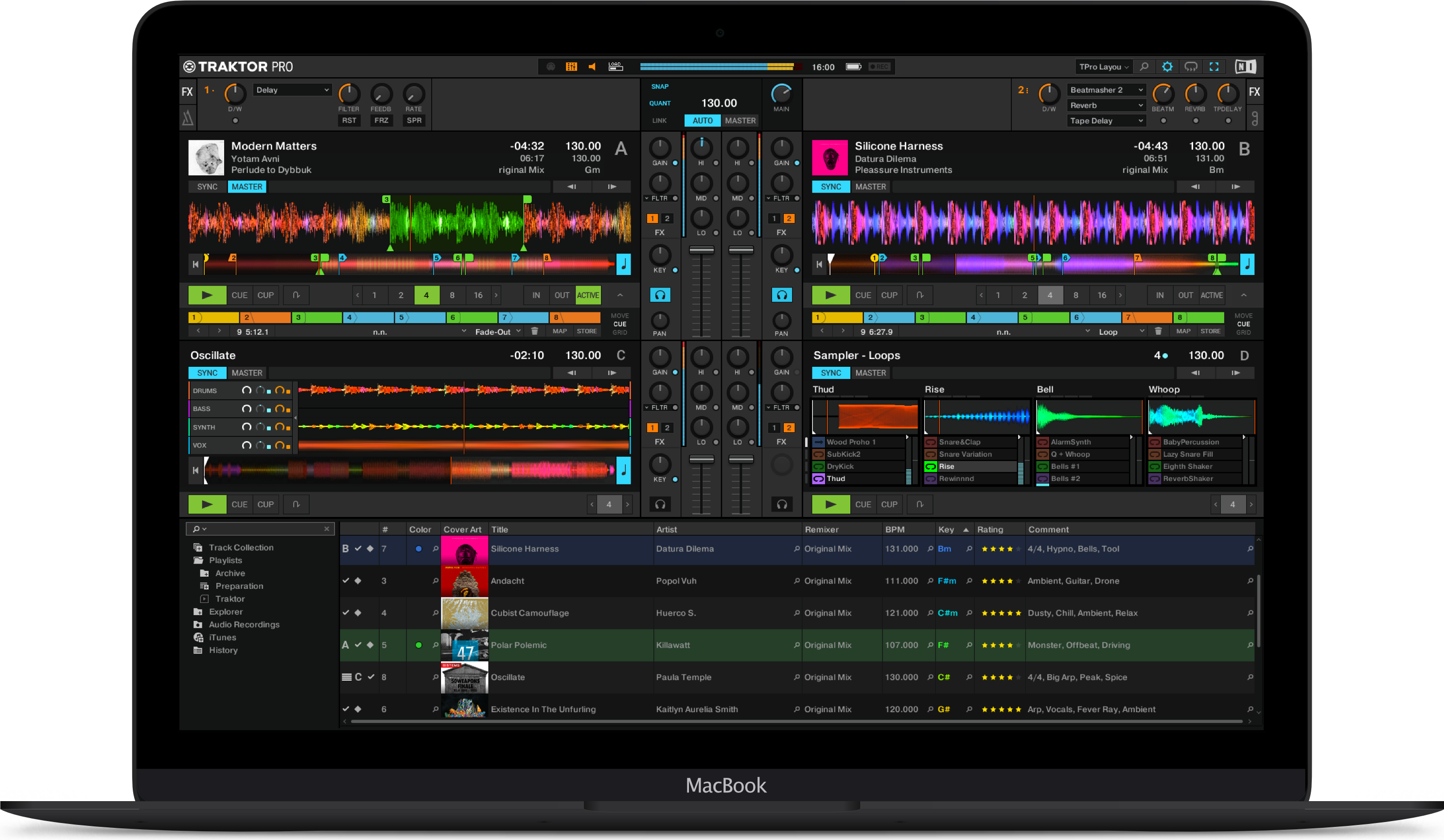 Test: Native Instruments Traktor Pro 3