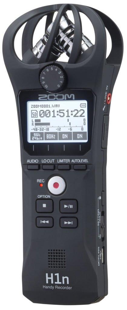 Ein DJ-Recorder von Zoom.
