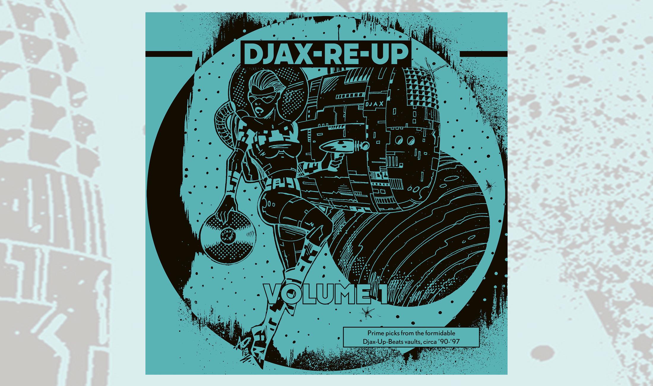 Dekmantel veröffentlicht Vinyl-Reissue von Djax-Up-Beats Klassikern