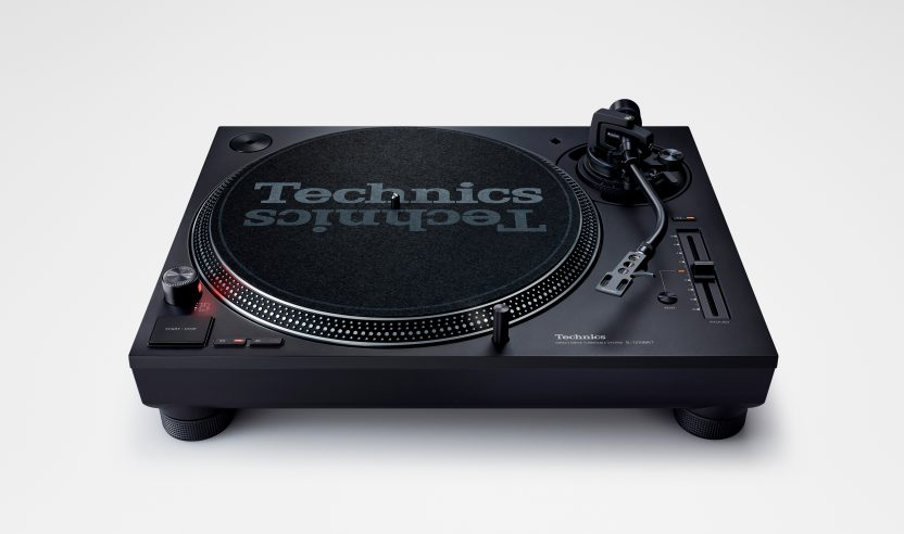 Neu: Technics stellt den neuen SL-1210MK7 vor