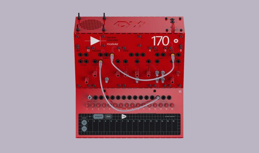 Pocket Operator Modular-Synths von Teenage Engineering ab sofort erhältlich!