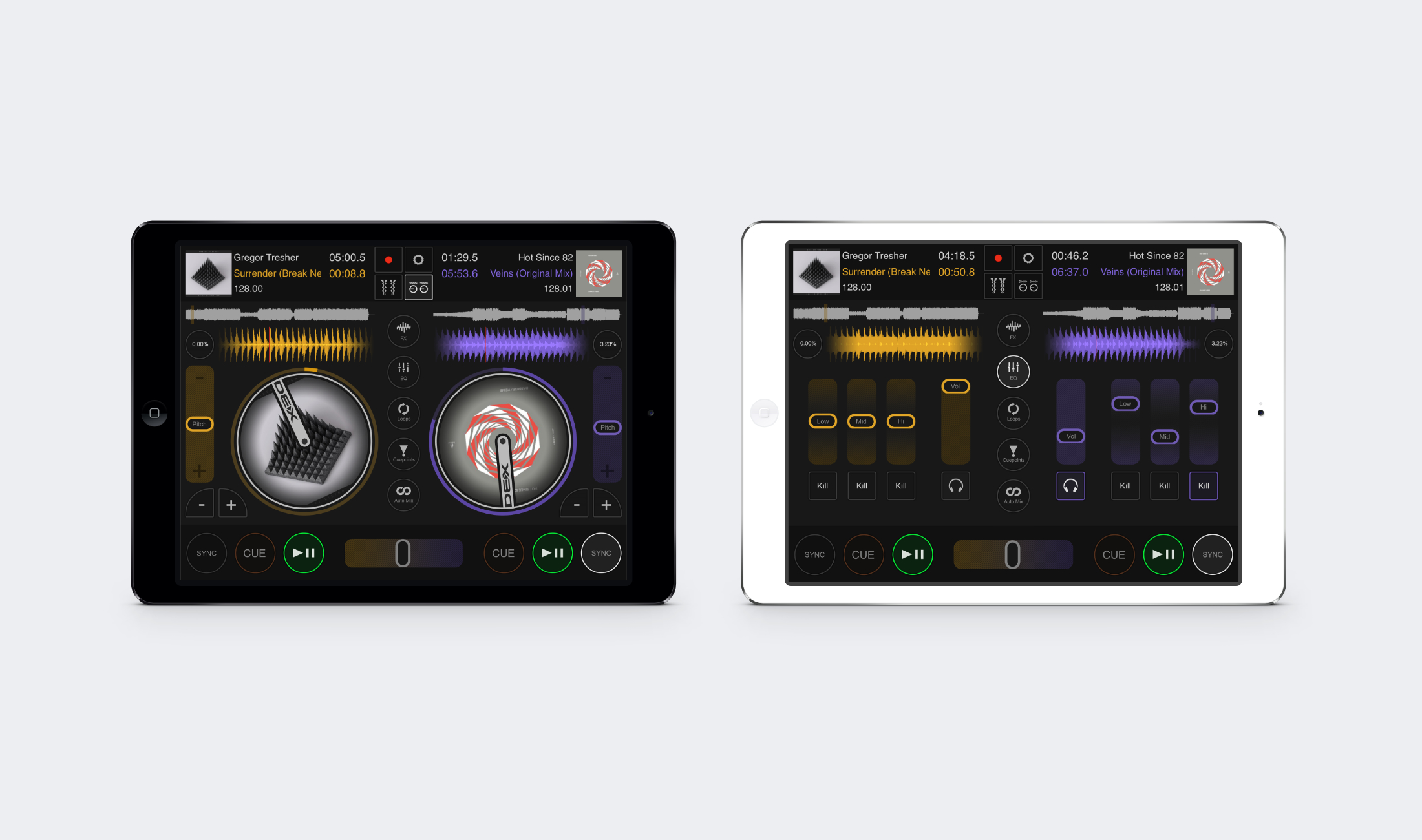 Test: DJ DEX 2 iOS