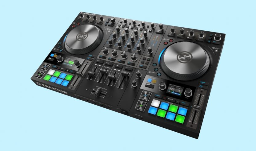 Test: Traktor Kontrol S4 MK3 / DJ-Controller