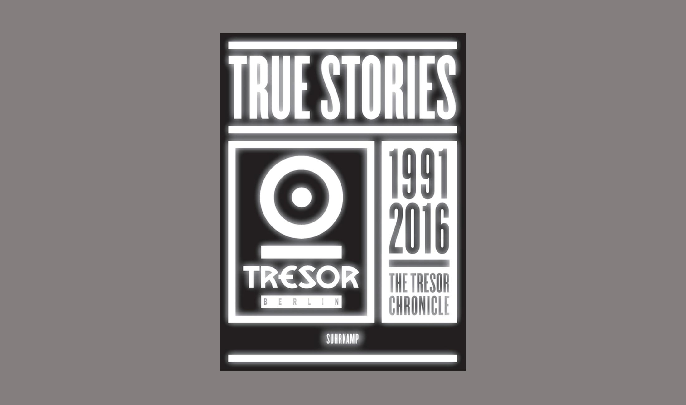 """""""True Stories"""" –  Dimitri Hegemann schreibt Buch über den Tresor Club Berlin"""