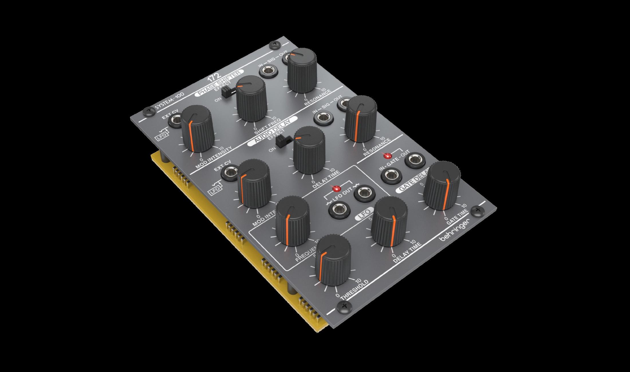 Behringer bringt Roland System 100m Module für 1/3 des Preises heraus