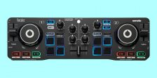 Test: Hercules DJControl Starlight