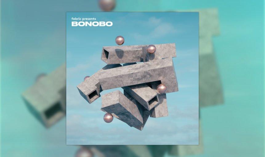 Das Cover zum BonoboMix für fabric.