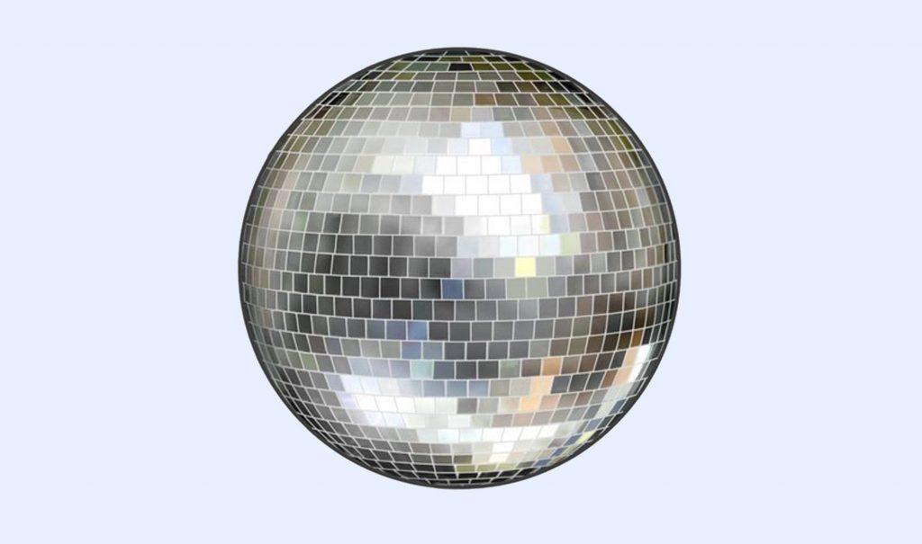 Glitterbox startet Online-Petition für die Kreation eines Discokugel Emoji