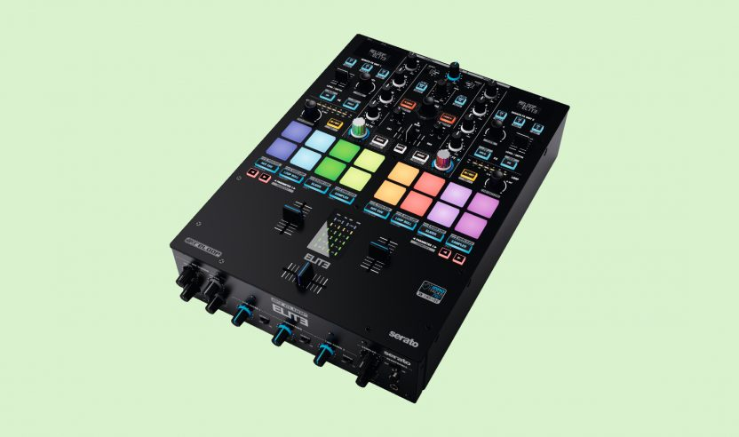 Test: Reloop Elite / DVS-Battlemixer