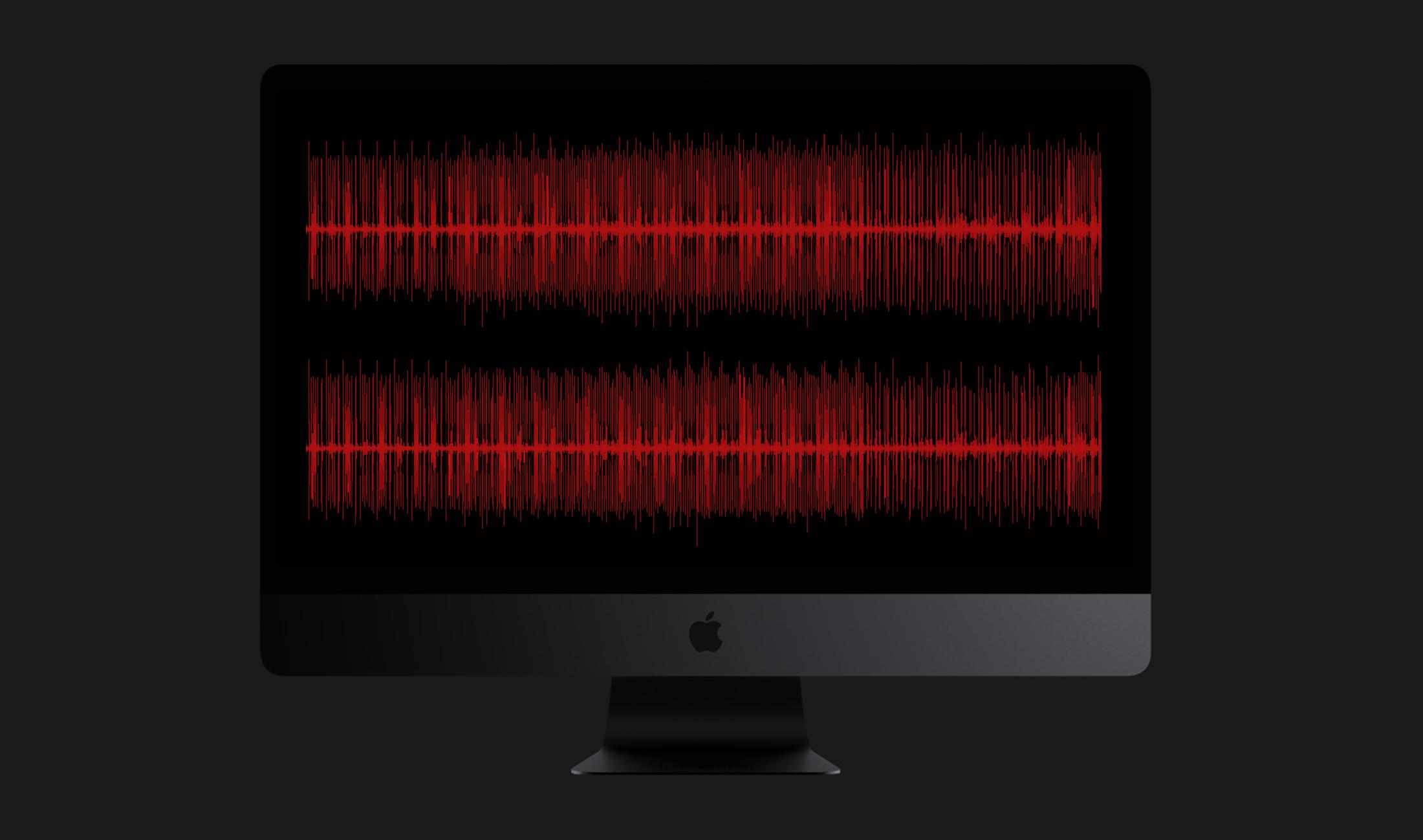 Macht der Apple T2 Chip Audioprobleme?