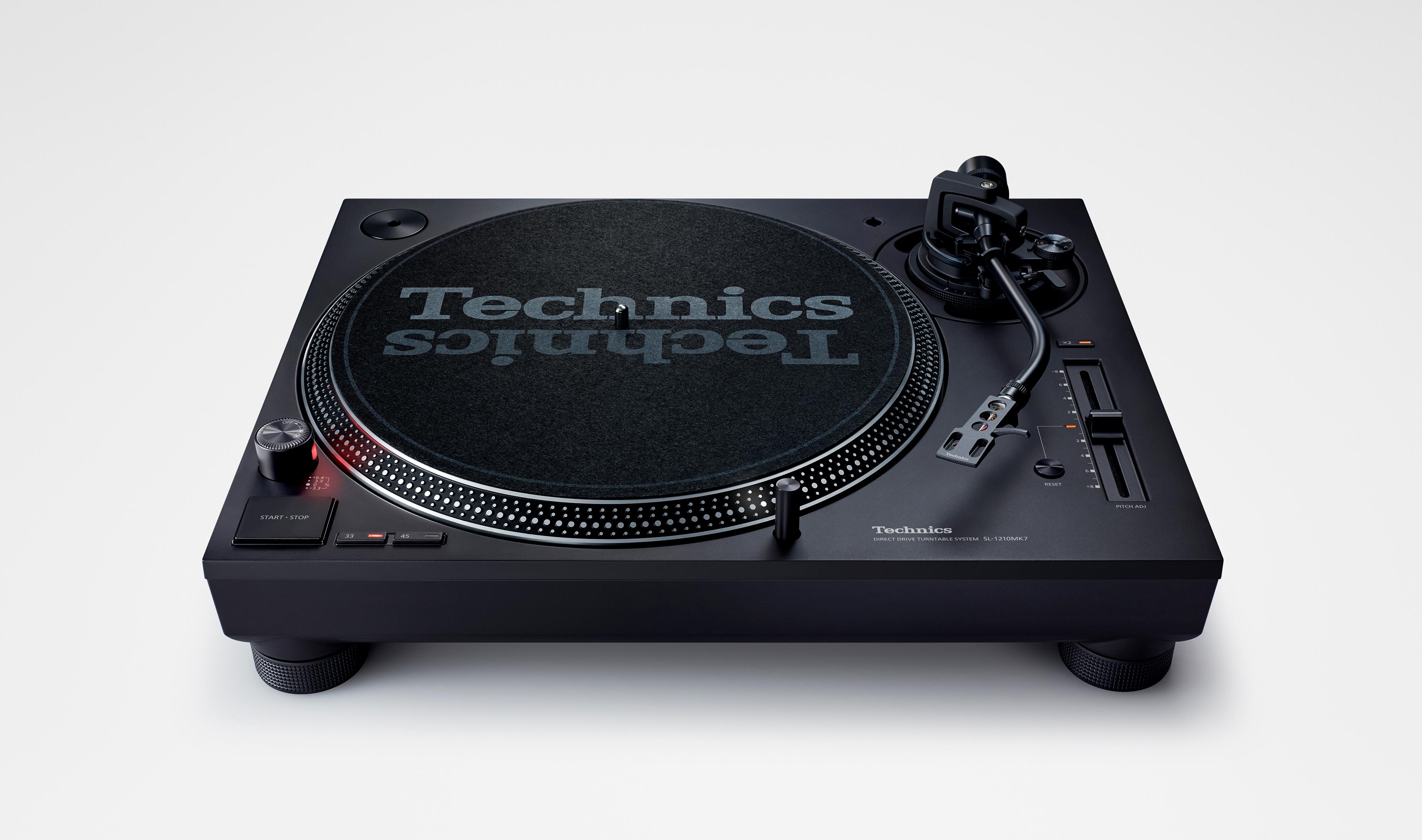 Test-Preview: Technics SL-1210MK7