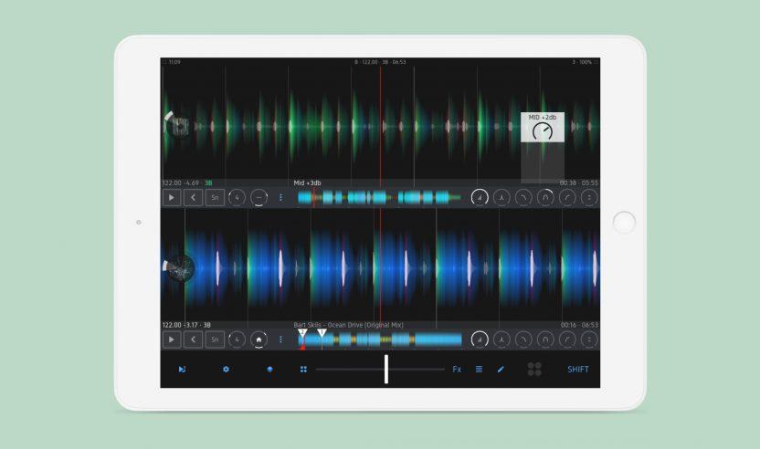 Test: DJ Player EM für iOS