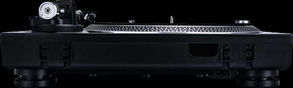 Der DJ-Plattenspieler RP-1000 MK2 von Reloop.