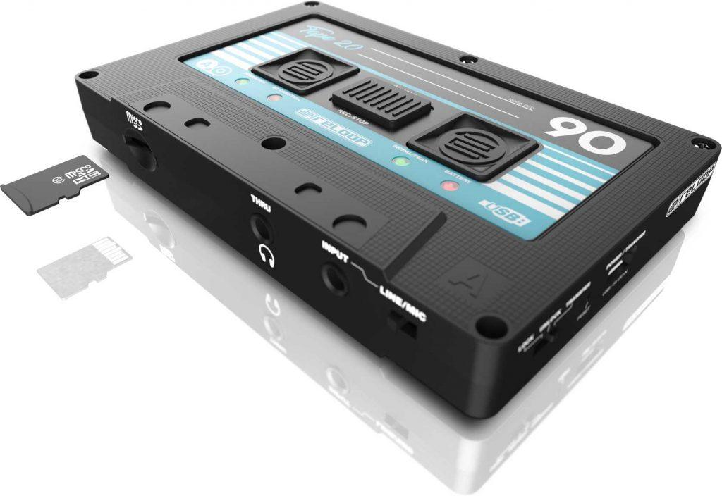 Der Tape 2 Recorder von Reloop.