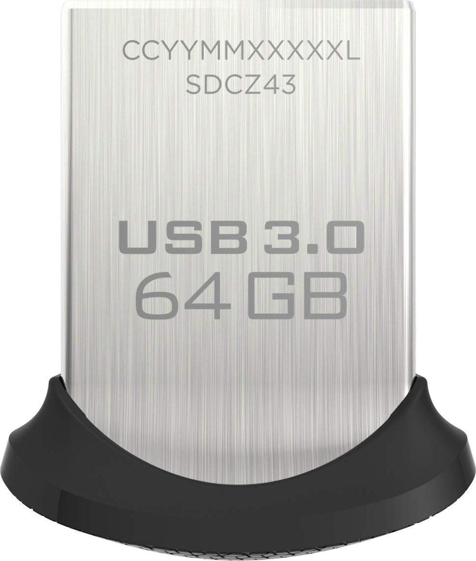 DJ USB-Stick von Sandisk.