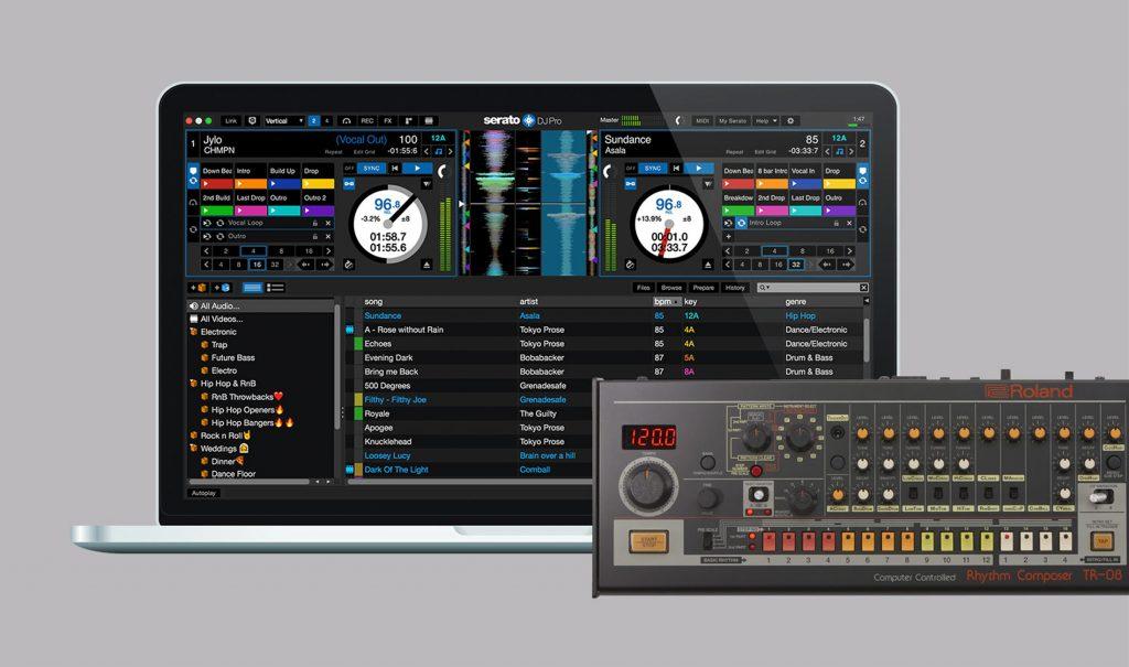 Serato DJ Pro: Update auf Version 2.1.1