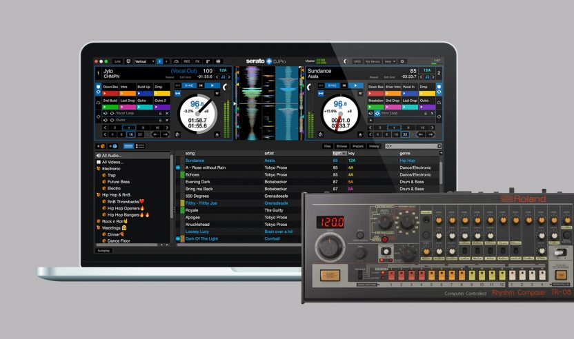 Serato DJ Pro: Update auf Version 2.1.1