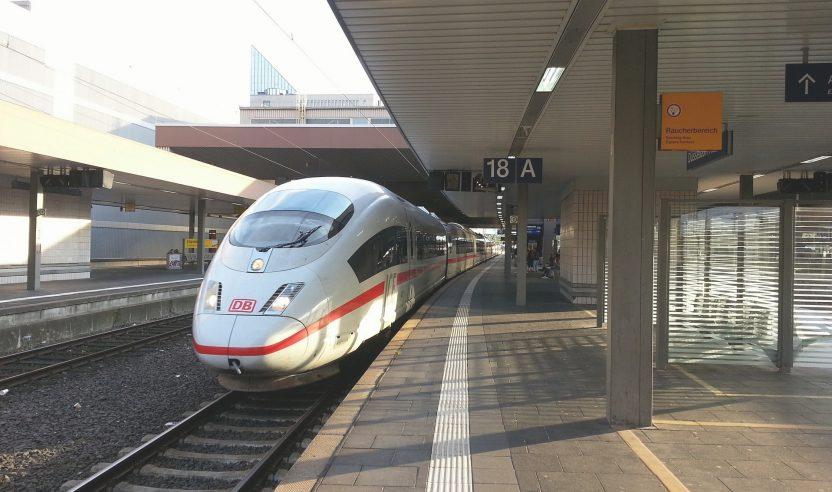 Techno Train Nürnberg: Mit dem Party-Zug durch Bayern