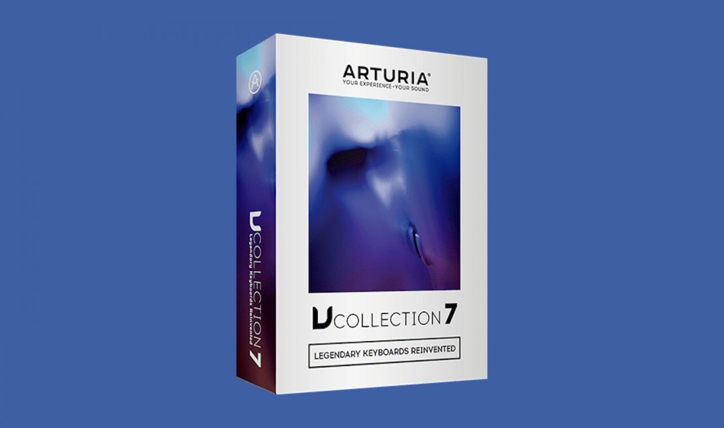 Neu: Arturia V Collection 7 angekündigt