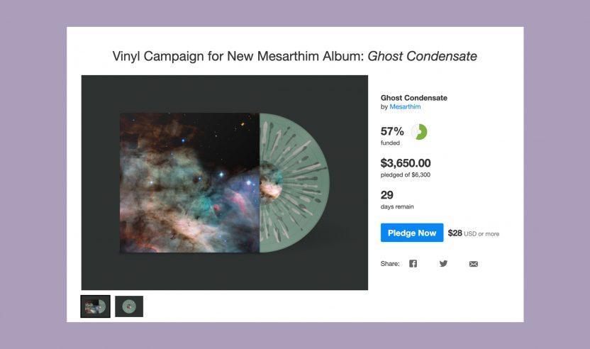 Neuer Service: Bandcamp startet Crowdfunding für Vinyl