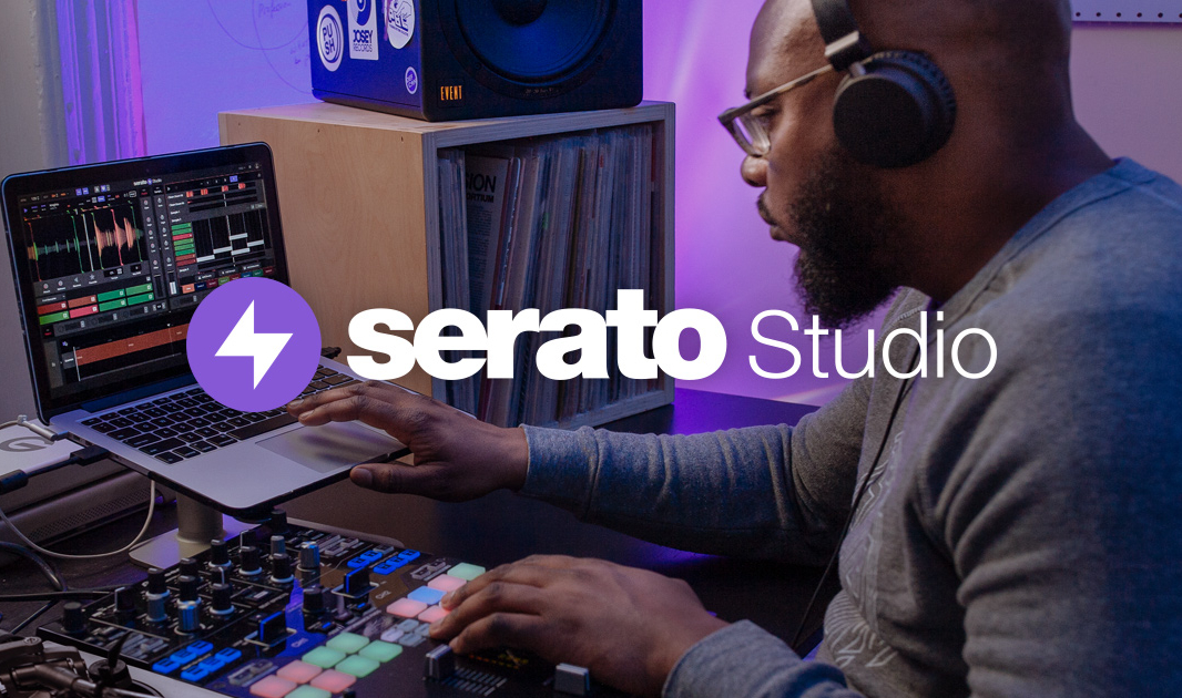 Update: Serato Studio mit neuen Features