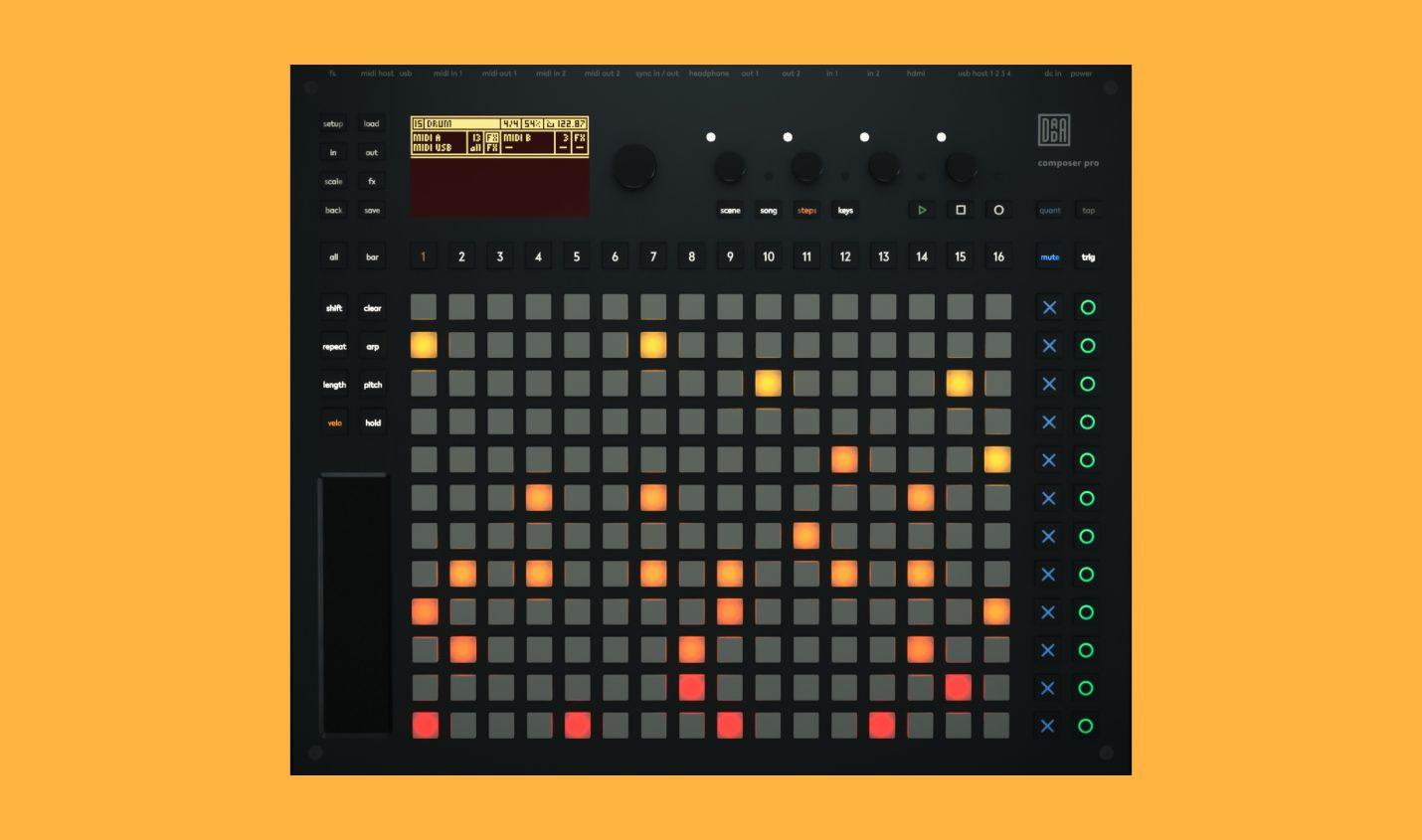Neu: Dadamachines Composer Pro – Willkommen in der Matrix