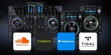 Denon DJ Prime 4 und SC5000/M: Stand-alone Streaming ohne Rechner