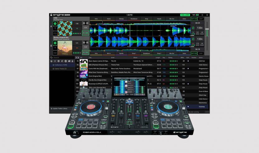 Denon DJ Engine Prime 1.3.1 importiert jetzt die Rekordbox Library