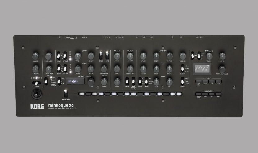 Staub Oszillator bringt den berühmten Hoover-Sound auf Minilogue XD