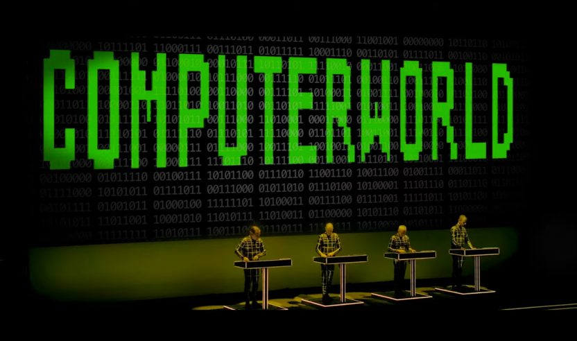 Kraftwerk: Globales Streaming-Debut für fünf deutsche Alben