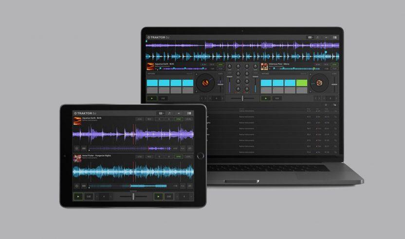 Traktor DJ 2: Soundcloud Streaming, kostenlos für Desktop und iPad